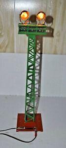 MTH #92 FLOODLIGHT TOWER STANDARD GAUGE