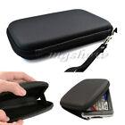 Hard Shell Carry Case Bag Cover Pouch for 5.0 Inch GPS TomTom Garmin Sat Nav
