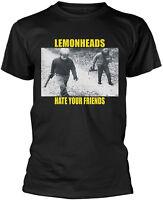 THE LEMONHEADS Hate Your Friends T-SHIRT OFFICIAL MERCHANDISE