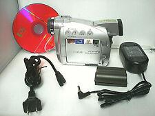 Canon Zr70Mc Mini Dv Camcorder with warranty