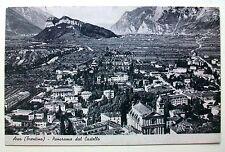 ARCO (Trentino) - Panorama dal Castello [picc. b/n viagg.]