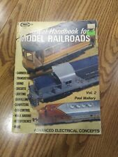 Electrical Handbook for Model Railroads Advanced Electrical Concepts Mallery