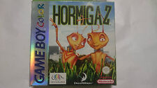 HORMIGAS HORMIGAZ ANTZ GBC GAME BOY COLOR GAMEBOY. PAL ESPAÑA. BUEN ESTADO.