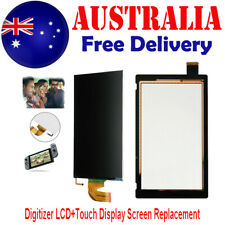 Digitizer Touch LCD Display Screen Lens Replacement for Switch Nintendo Game AU