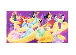 New Walt Disney World Purple Disney Princess 34 x 64 Beach Pool Towel