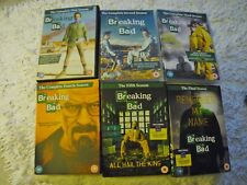 BREAKING BAD DVD COMPLETE SERIES 1 + 2 + 3 + 4 + 5 + 6 (final)