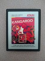 Kangaroo (Atari 2600, 1983) Cartridge Only TESTED Work Perfect