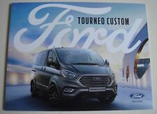 Ford . Tourneo . Ford Tourneo Custom . December 2017 Sales Brochure
