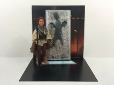 "Custom Star Wars Jabba Palast Hintergrund IKEA DETOLF Display 12"" Sideshow Hot Toys"