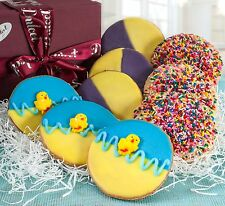 Assorted Decorated Classic Easter Cookies