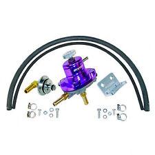 1x Sytec regulador de Presión Combustible Ajustable 1:1 Kit (púrpura) (VK-SAR-RC1-P)