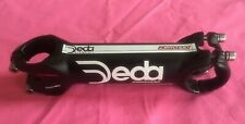 "DEDA ZERO100 Handlebar Stem +/- 82 degree rise 130mm 1 1/8"" 31.8mm threadless"