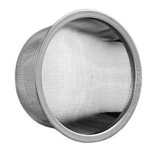 Teapot Tea pot Replacement Stainless Steel Mesh Strainer Infuser (73-79mm dia)