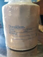 GENUINE DONALDSON OIL FILTER ASSEMBLY P550154, P 550154 WGL3308 NAPA 1051, N.O.S
