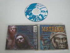 MATALEX/WILD INDIAN SUMMER(LIPSTICK RECORDS LIP 89019-2) CD ALBUM