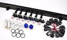 fit Nissan Skyline RB25DET rb25 gts-t gts-s r34 r33 Bosch 850cc Fuel Injectors b