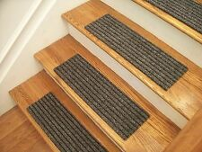 """Premium Carpet Stair Treads - Sold Individually - Many colors! - Size: 24"""" x 8"""""""