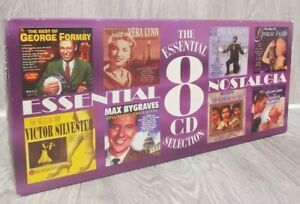 CD Selection Easy Listening Nostalgia Golden Oldies  Featuring George Formby