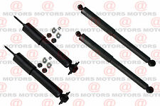 For Chevrolet Express 2500 2003-2007 Front Rear Left & Right Shock Absorbers New