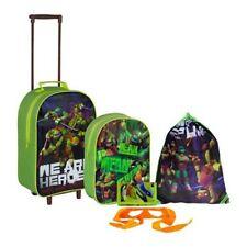 Set di valigie verde