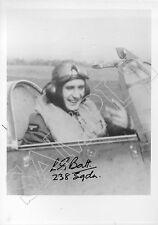 SPBB09 WWII WW2 RAF Battle of Britain pilot BATT AE hand signed photo