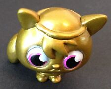 Moshi Monsters Moshlings - Series 7 gold Mr Meowford (Rare)