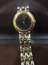 Women's Two Tone Pulsar Watch, For Parts/repair