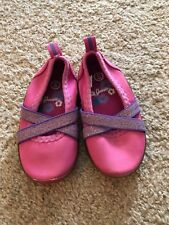 Girls Speedo Water Shoes Pink and Purple Toddler Size 5