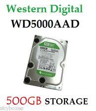 """Western Digital Caviar Green 500GB Internal,7200 RPM,3.5"""" WD5000AADS HARD DRIVE"""