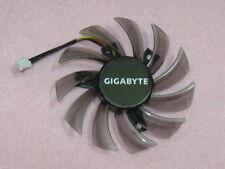 75mm Gigabyte GTX 460 470 560 Ti 580 Fan Ersatz 3Pin T128010SM 0.20A R47b