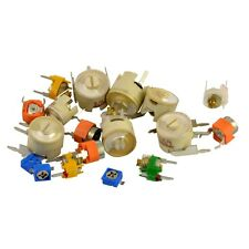 Set With 20 Trimmer Capacitors Condensor Capacitators KEMO S035