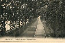 Carte THOMERY Intérieur de Serre Maison SALOMON
