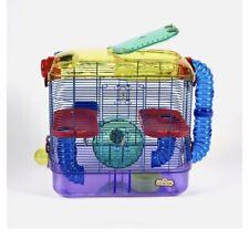 Hamster cage: Kaytee CritterTrail Small Animal Habitat, 2-level