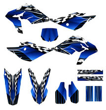 BMW G450X G 450 X graphics custom decal sticker kit #2500 Blue