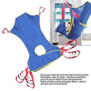 Medical Transfer Belt Patient Lift Sling Assistent Rehabilitation Belt Leg