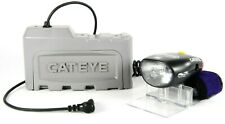 Cateye Mountain Road Bike MTB Bicycle front light with Battery Case