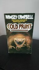 Ramsey Campbell Cold Print Paperbacks From Hell Horror Book