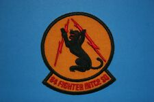 USAF 84th FIS F-106 Military Squadron Patch