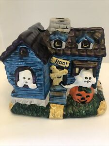 House of Horrors Ceramic Votive Russ Berrie and Company Inc.