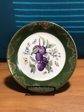 Weatherby Giftware Royal Falcon Collectible Plate Jl042517 (Plums)