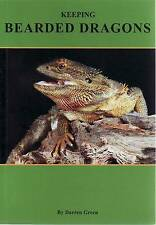 ARK - 001 Keeping Bearded Dragons REPTILE BOOK By Darren Green (revised edition)