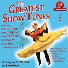 Various Artists - Greatest Show Tunes / Various [New CD] UK - Import