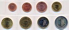 Países Bajos 2012 rodamient. euro-frase 1 Cent - 2 € unz. - BFR. de münzrollenpaket