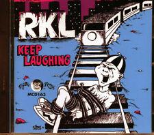RKL Rich Kids on LSD - Keep Laughing It's A Beautiful Feeling (Mystic MCD163)