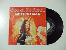 "Dee D. Jackson – Meteor Man - Disco Vinile 45 Giri 7"" Stampa ITALIA 1978"