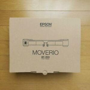 EPSON HD Smart Glass MOVERIO Organic EL Panel High Definition BT-350 From JAPAN