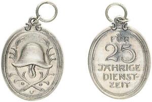 Honor 1922-1928 Königreich Baviera - Feuerwehr-Ehrenzeichen Para 25 54998