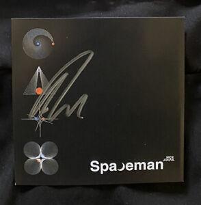 Nick Jonas - Spaceman Insert/Flyer AUTOGRAPHED Signed Pop
