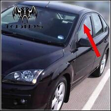 Deflettori Aria Antiturbo Oscurati Ford Focus II mk2 5P e SW Wagon 2004-2010