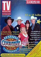 French mag 2007: LINDA GRAY_LARRY HAGMAN_PATRICK DUFFY_STEVE KANALY_DALLAS !!!